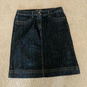 Boden Skirts - Boden Denim Pencil Skirt